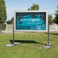 """""""Mobil LED"""" bannergear®  állvány, egyoldalas"""