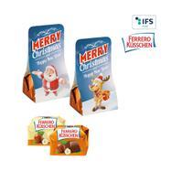 1 db-os Ferrero Küsschen