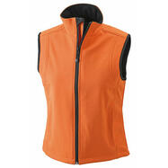 "Softshell mellény ""Ladies' Softshell Vest"""