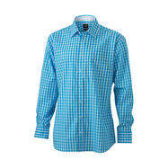 Divatos férfi kockás ing