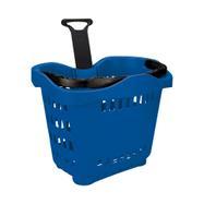 """Roller Basket """"TL-1"""", Húzható görgős bevásárlókosár, 55 lt"""