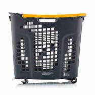 Húzható bevásárlókosár 80 liter