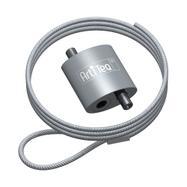 Szemes csíptető drótkötélhez 1,2 mm, drótkötéllele