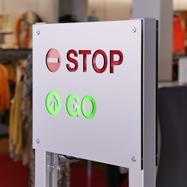 """""""Counter"""" belépésjelző rendszer számlálóval"""