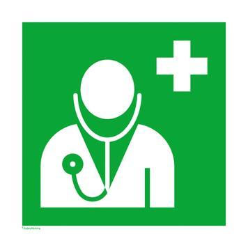 Orvos tábla