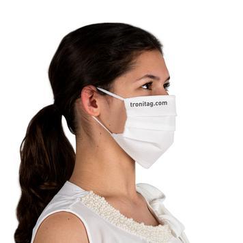 Orr- és szájmaszk 100 % vékony flízanyag