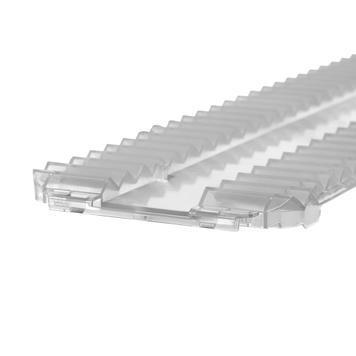 Csúszásgátló Perfekta rekeszosztó rendszerhez, 95 mm széles