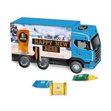 Ritter Sport Adventi kalendárium kamion