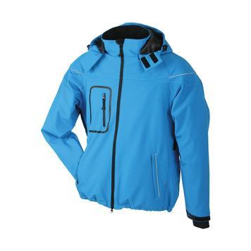 Férfi téli Softshell Jacket