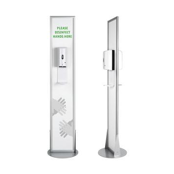 """""""Sensor-Multi"""" higiénai állomás"""