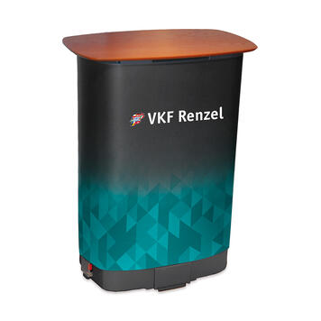 """Kofferpult a Pop-Up-Rendszerhez """"VKF"""""""