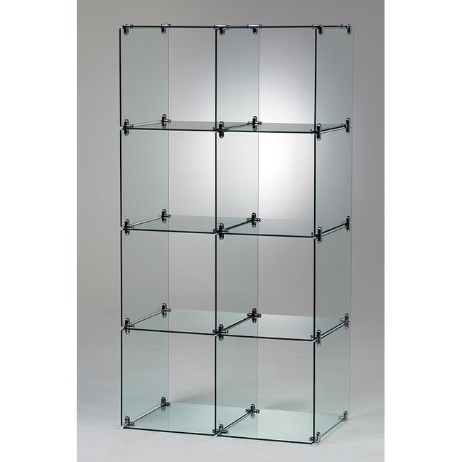 """Hátfal saját építésű vitrin """"Flex I""""-hez"""