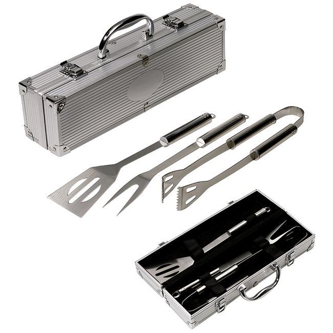 Grill készlet alumínium kofferban