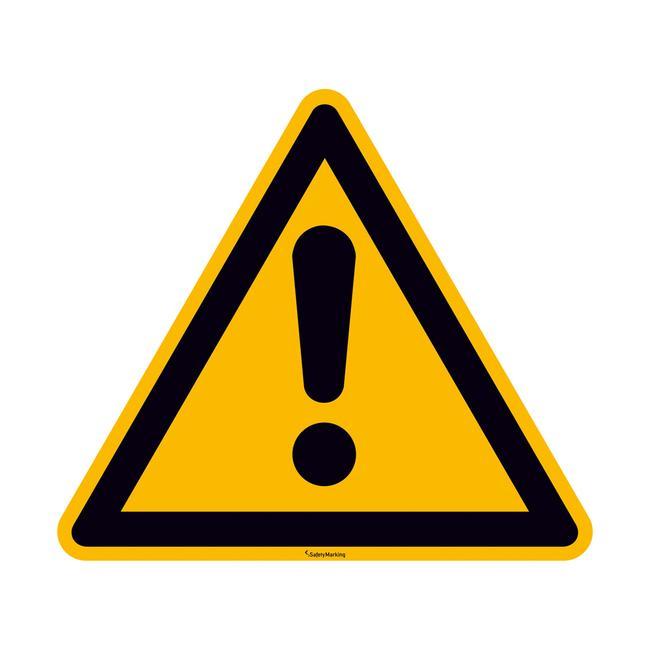 Általános figyelmeztető jelzések