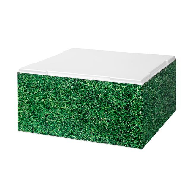 "mikrotapadókorongos fólia nyomattal EasyCube-hoz, ""Cube"""