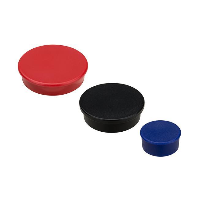 Rendszerező mágnes, kerek, színes