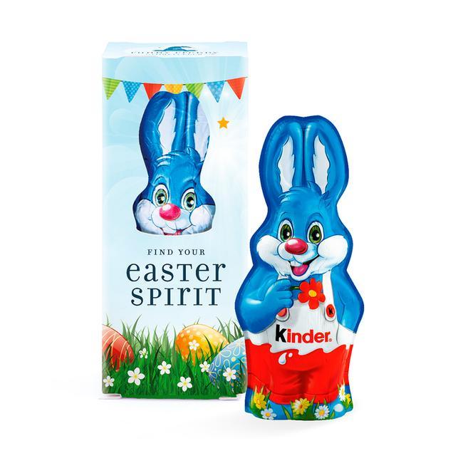 Kinder húsvéti csokinyúl
