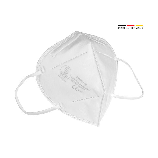 FFP2 maszk, csomagolási egys.: 50 db