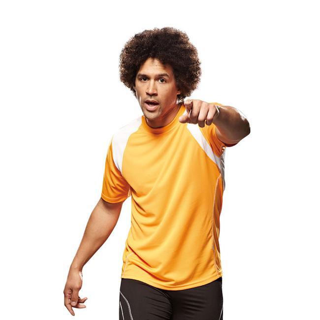 Férfi futó póló
