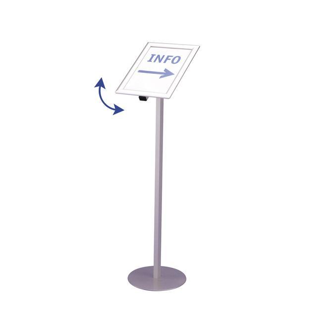 Ár- és információs display DIN A3-A4 fekvő