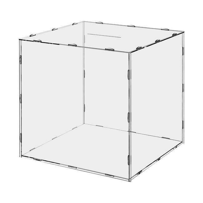 Sorsjegygyűjtő doboz 500 mm