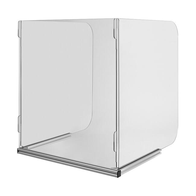 Mobil asztali higiéniai védőfal