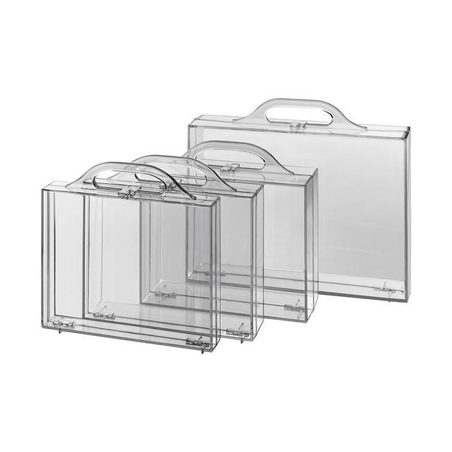 "Műanyag koffer ""Compact"""