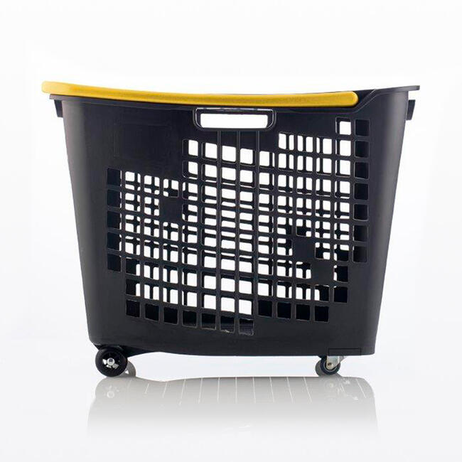 Húzható Bevásárlókosár 55 lt