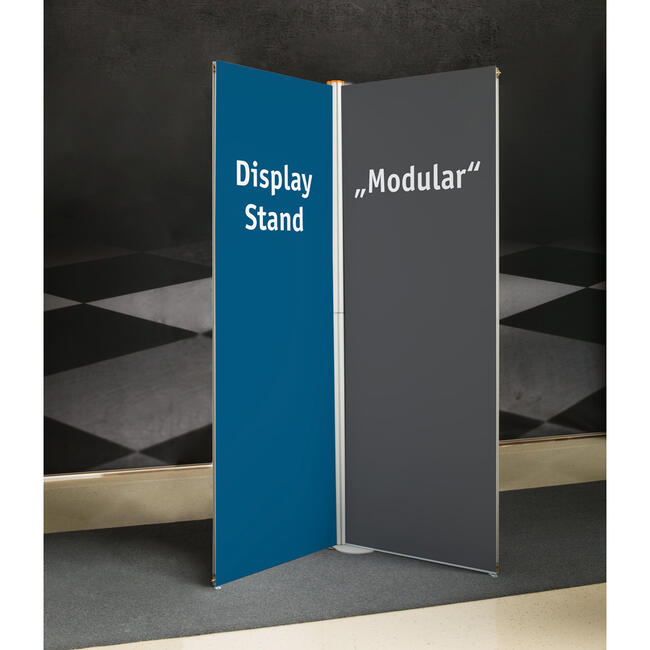 """Digitálisan nyomott panel """"Modular"""" kiállítási falhoz"""