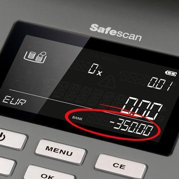 """Pénzmérleg """"Safescan 6165"""""""