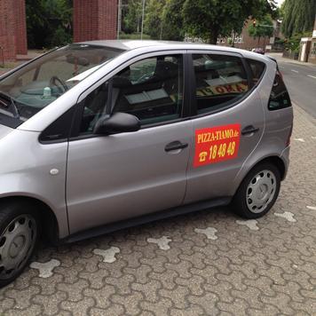 Mágneses fólia, autó minőség
