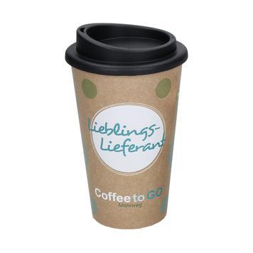 "To Go kávés bögre ""Premium"""