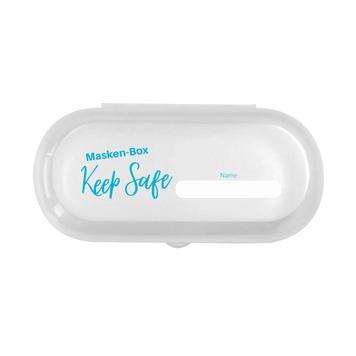 """""""Keep Safe"""" box arcmaszkok higiénikus tárolására"""