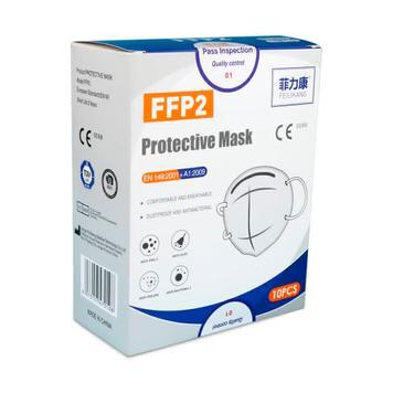 FFP2 maszk csomagolási egys.: 10 db