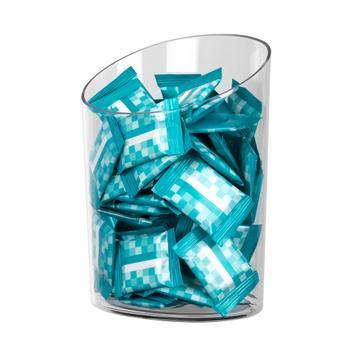 Műanyag ömlesztettáru-tartó