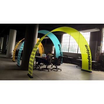 Bannerbow Indoor - az események hirdetési felülete