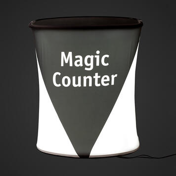 "LED pult ""Magic-Counter"""