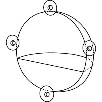Kirakat-gömbdisplay