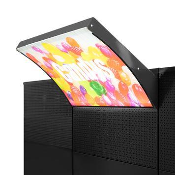 LED Korona polcvilágítás