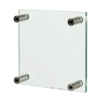 """Galerie""- üveg ajtótábla"