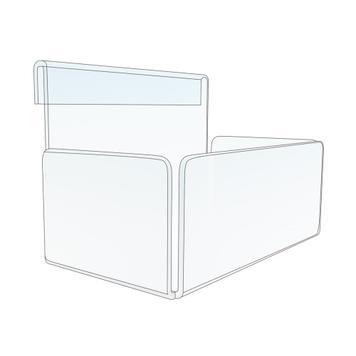 Árutartó doboz, felakasztható