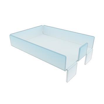 Asztali prospektustartó DIN A4 formátum