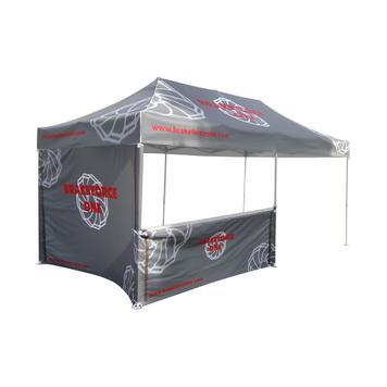"Reklám sátor ""8 x 4 m"""