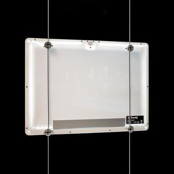 """LED mágneses rendszer """"TS"""" áramsín"""