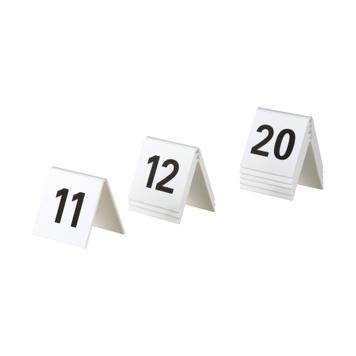 Asztalszámok 1-60