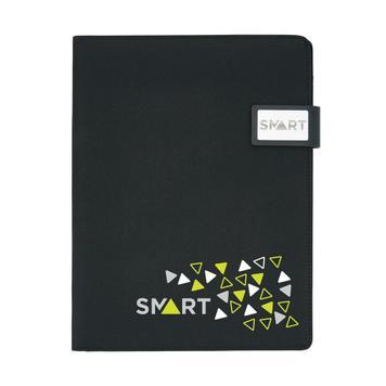 Basic Tech Portfolio írómappa, fekete