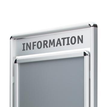 """Plakáttartó állvány """"Info"""""""