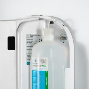 """""""Multi"""" higiéniai állomás Steripower kézfertőtlenítő készülékkel"""