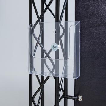 """Alumíniumprofil rács - Gitter-leicht """"Quattro"""""""