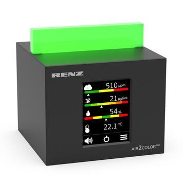 """""""Air2Color Pro"""" CO2-lámpa"""
